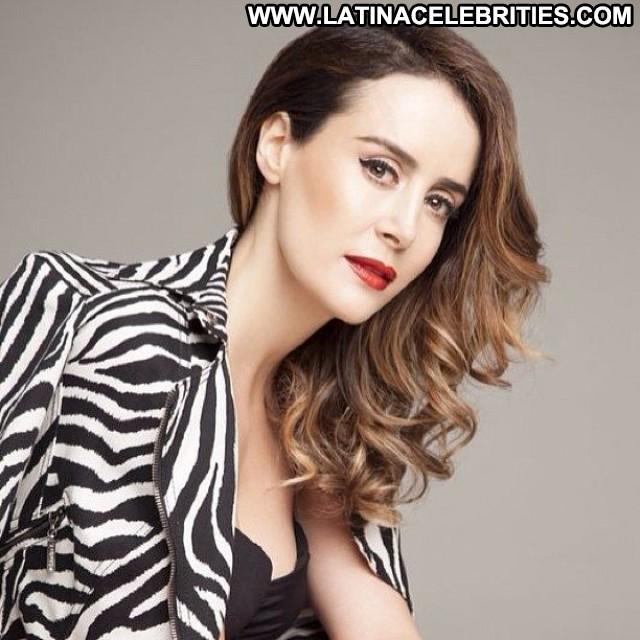Cristina Campuzano Miscellaneous Cute Medium Tits Brunette Stunning