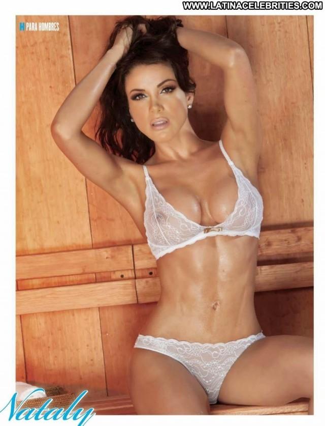 Nataly Umaa Miscellaneous Gorgeous Celebrity Nice Posing Hot Brunette