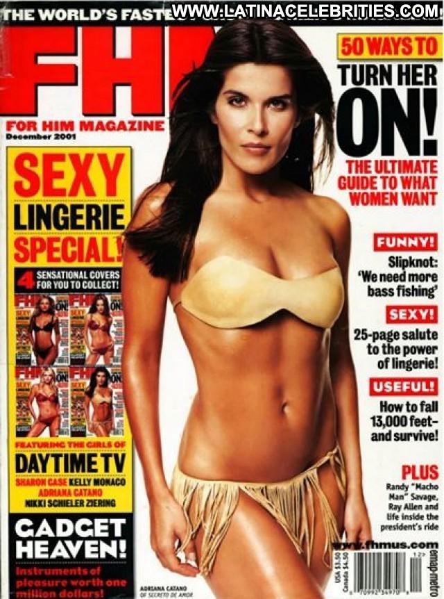 Adriana Catao Miscellaneous Brunette Hot Celebrity Sexy International