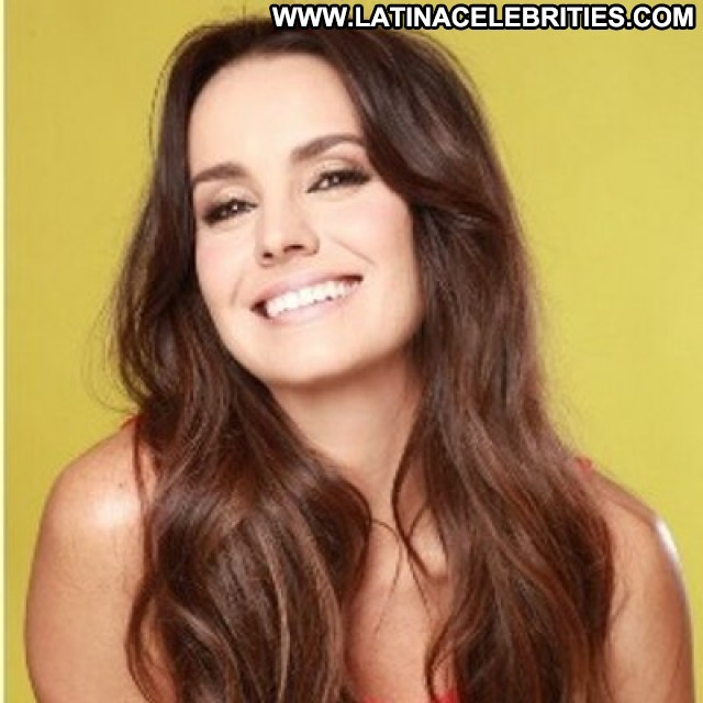 Alejandra Barros Miscellaneous Sultry Brunette Latina Celebrity