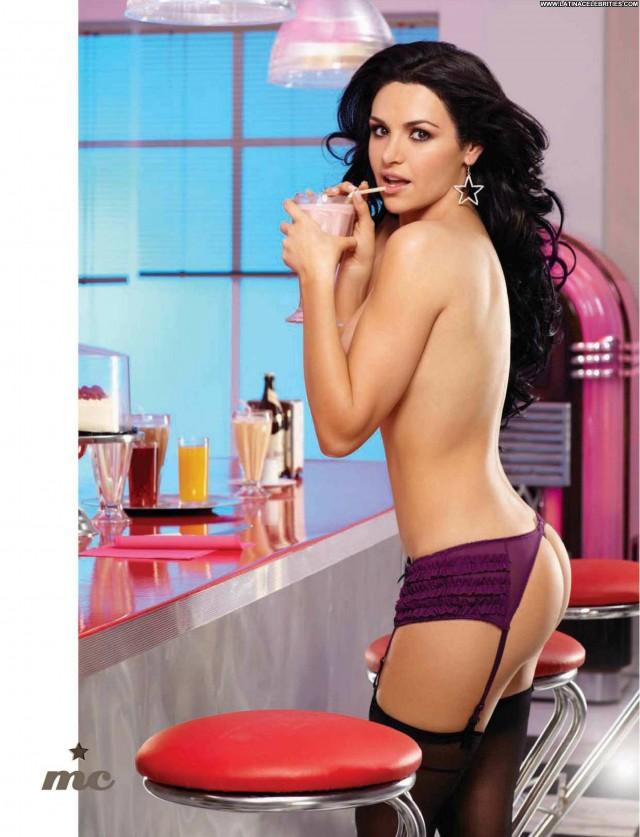 Mayte Carranco H Para Hombres Sensual Posing Hot Celebrity Latina