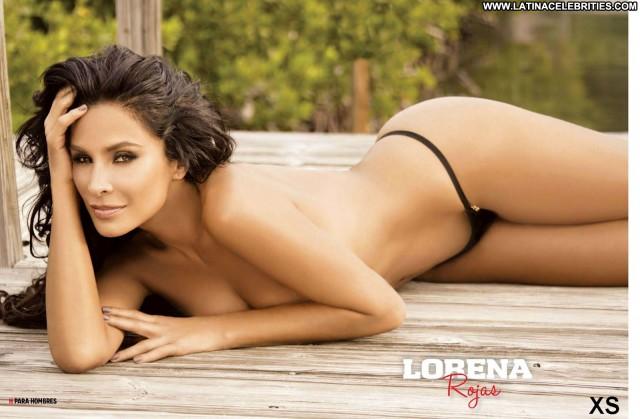 Lorena Rojas Miscellaneous Brunette Latina Sexy Singer Medium Tits