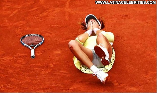 Garbine Muguruza Miscellaneous International Stunning Brunette