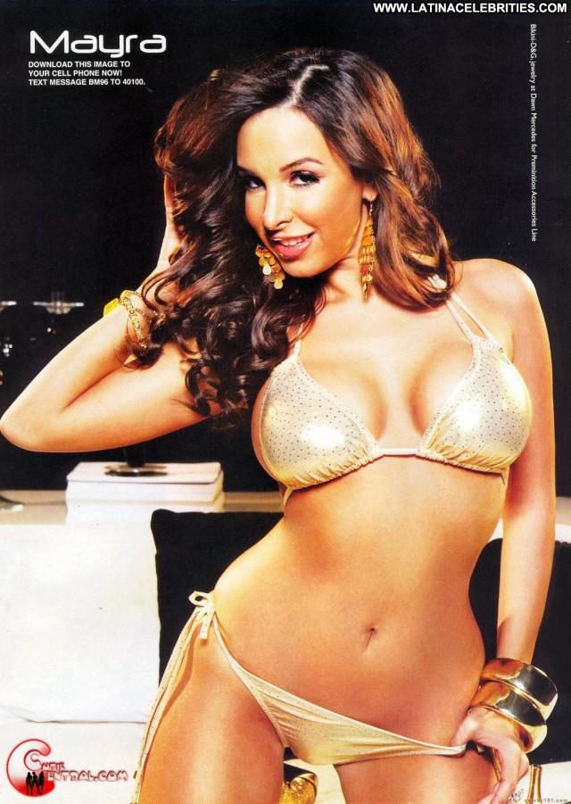 Mayra Vernica Miscellaneous Nice Sultry Latina Posing Hot Celebrity