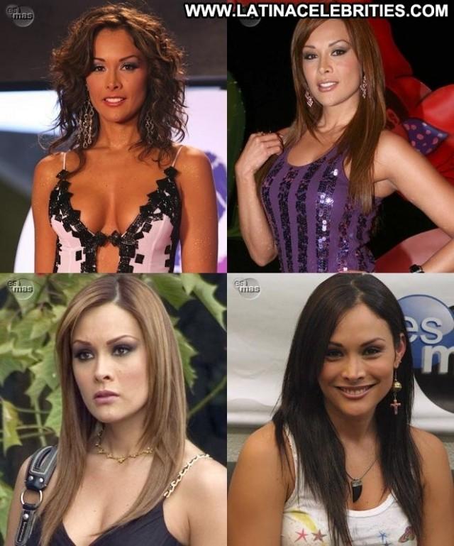 Tania Vzquez Miscellaneous Latina Cute Medium Tits Brunette Beautiful