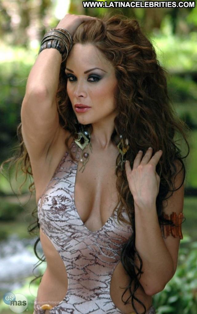 Tania Vzquez Miscellaneous Latina Brunette Celebrity Cute Medium Tits