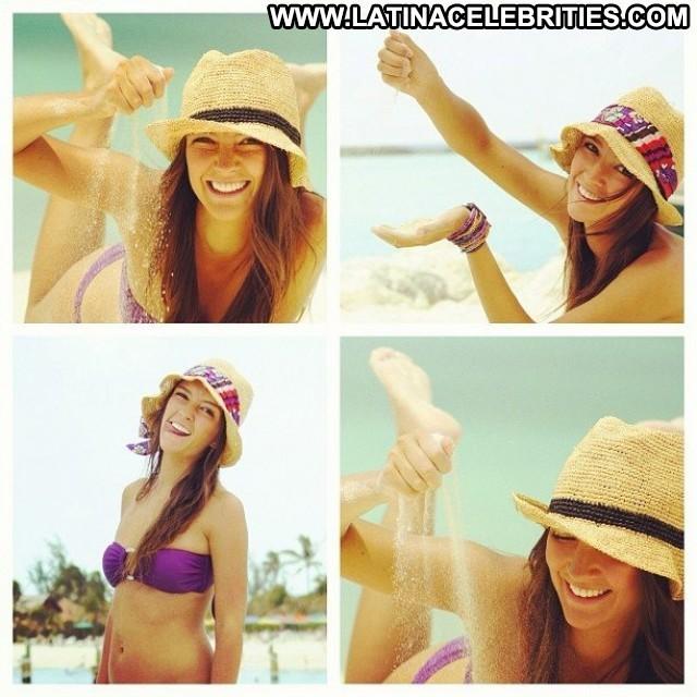 Maria Jose Castro Miscellaneous Celebrity Small Tits Brunette Latina