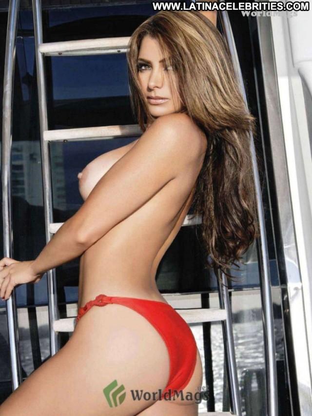 Pilar Montenegro Playboy Mexico Singer Celebrity Medium Tits Cute