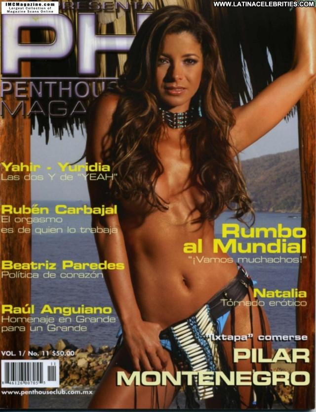 Pilar Montenegro Miscellaneous Medium Tits International Brunette
