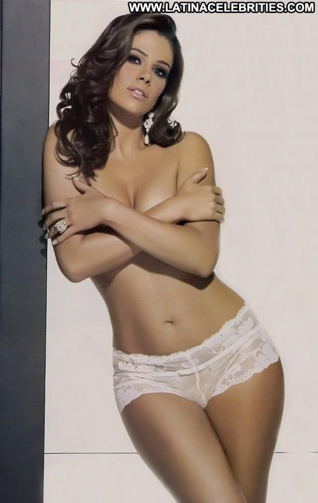 Luz Elena Gonzlez Miscellaneous Stunning Latina Medium Tits Brunette