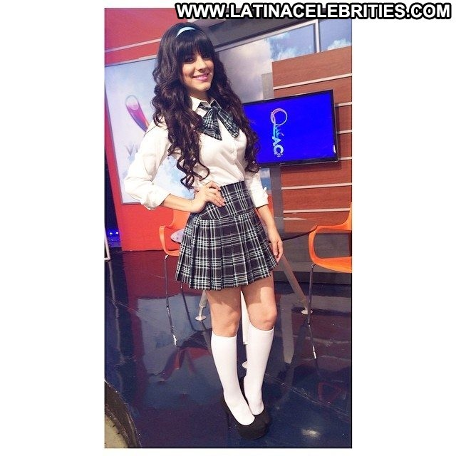Flor Veliz Miscellaneous Brunette Beautiful Sensual Doll Celebrity