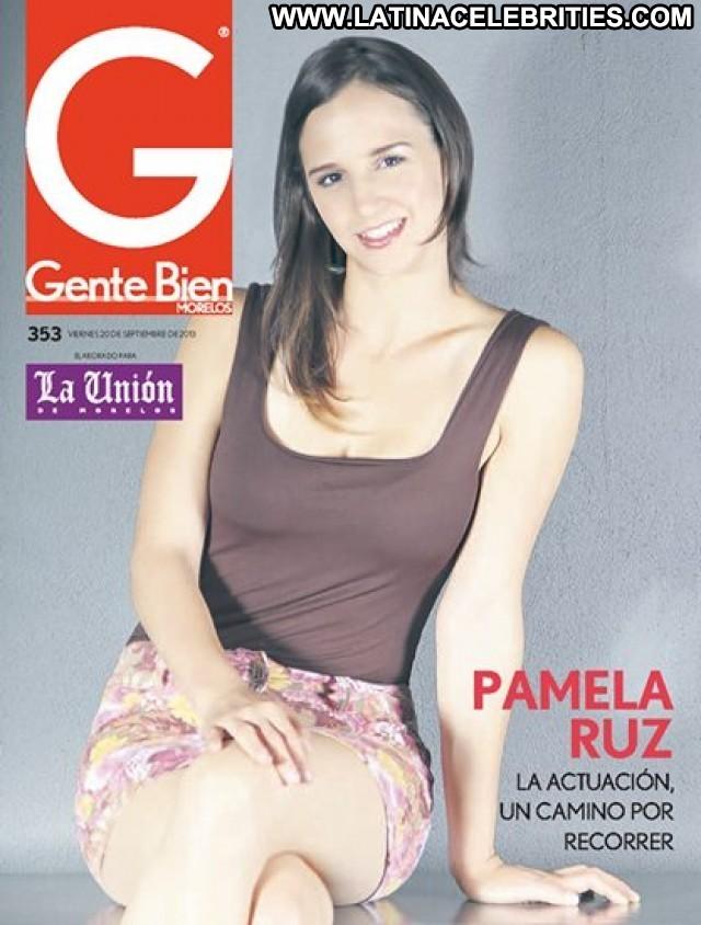 Pamela Ruz Miscellaneous Brunette Sultry Latina Stunning Gorgeous
