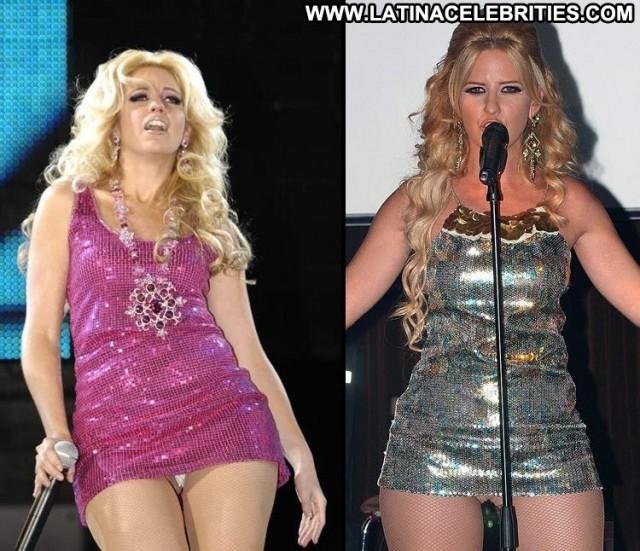 Clau Sada Miscellaneous Gorgeous Singer Brunette Celebrity Cute