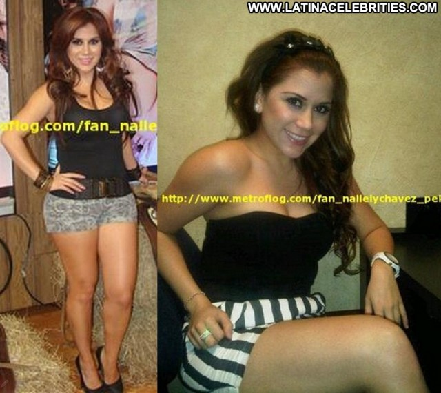 Nallely Chavez Miscellaneous Pretty Latina Brunette Celebrity Sexy