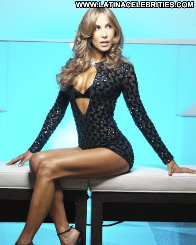 Natalia Streignard Miscellaneous Posing Hot Celebrity Doll Brunette