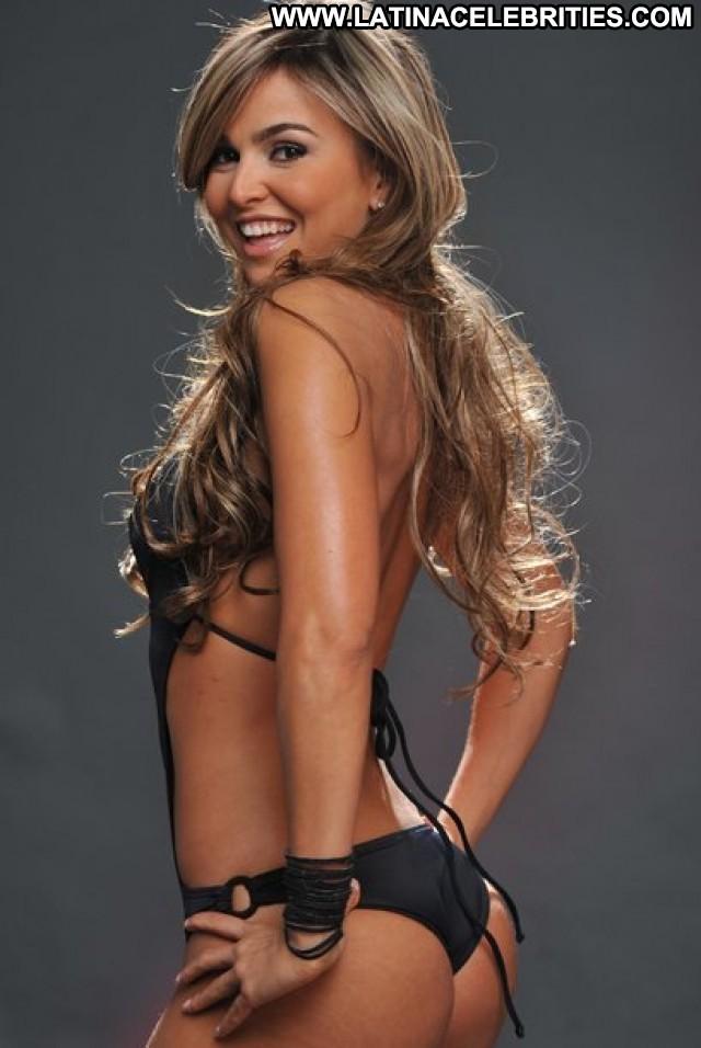Carolina Mccallister Miscellaneous Celebrity Sexy Latina Small Tits