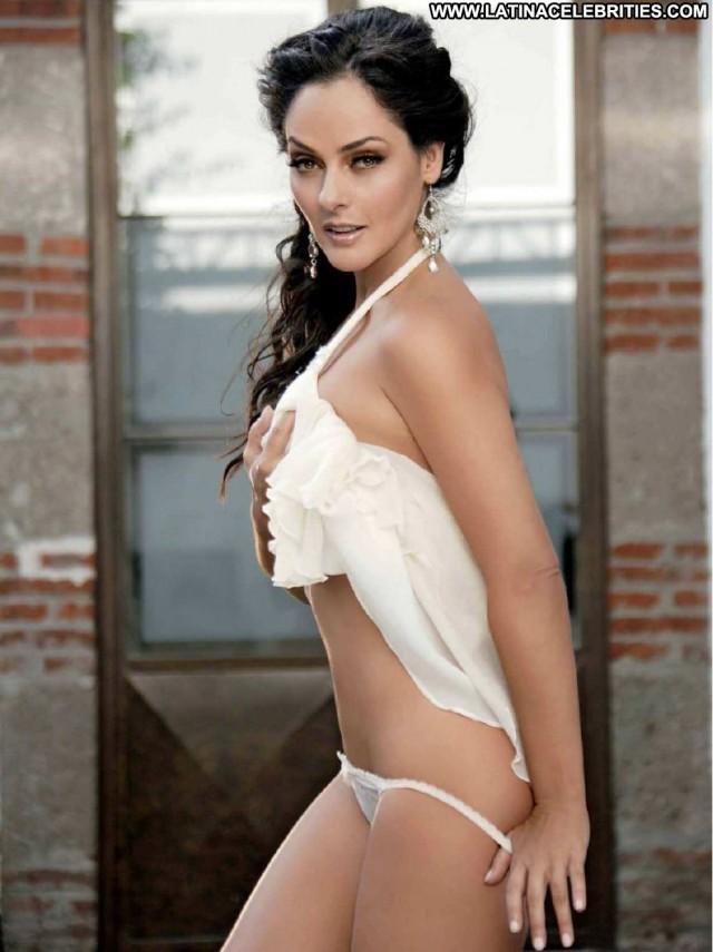 Andrea Garcia Miscellaneous Posing Hot Playmate Brunette Celebrity