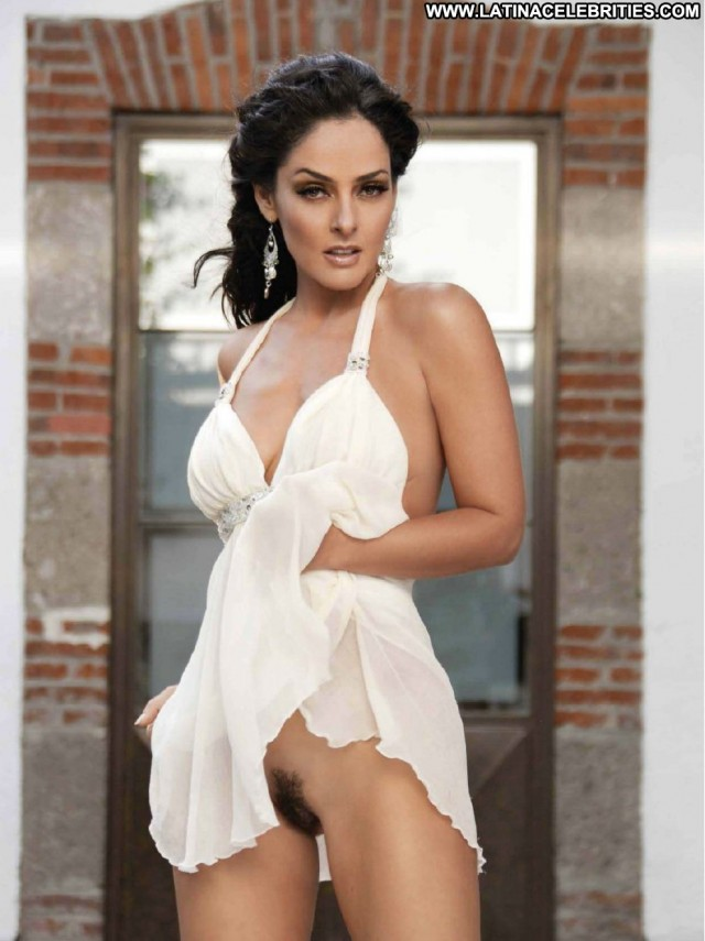 Andrea Garcia Playboy Mexico Latina Brunette Medium Tits Celebrity