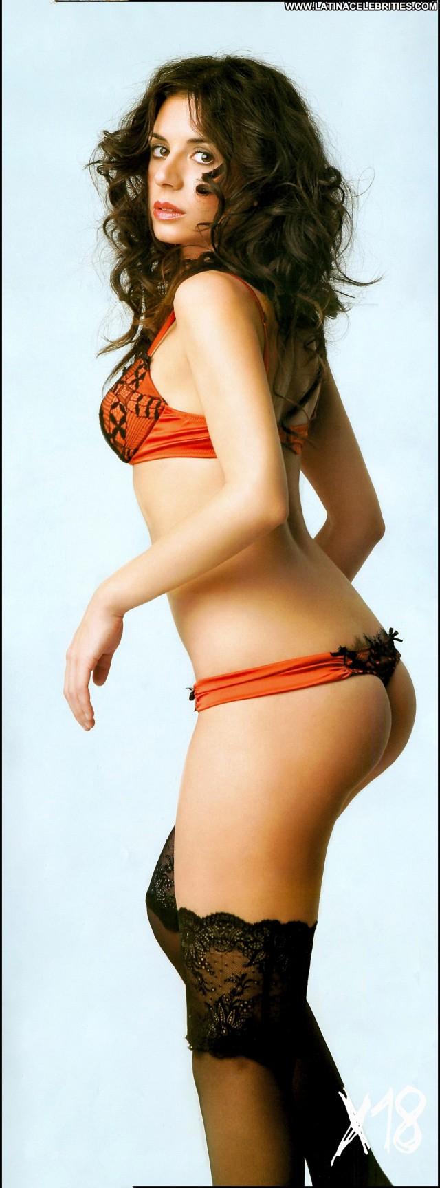Miren Ibarguren Miscellaneous Small Tits Celebrity Brunette Hot