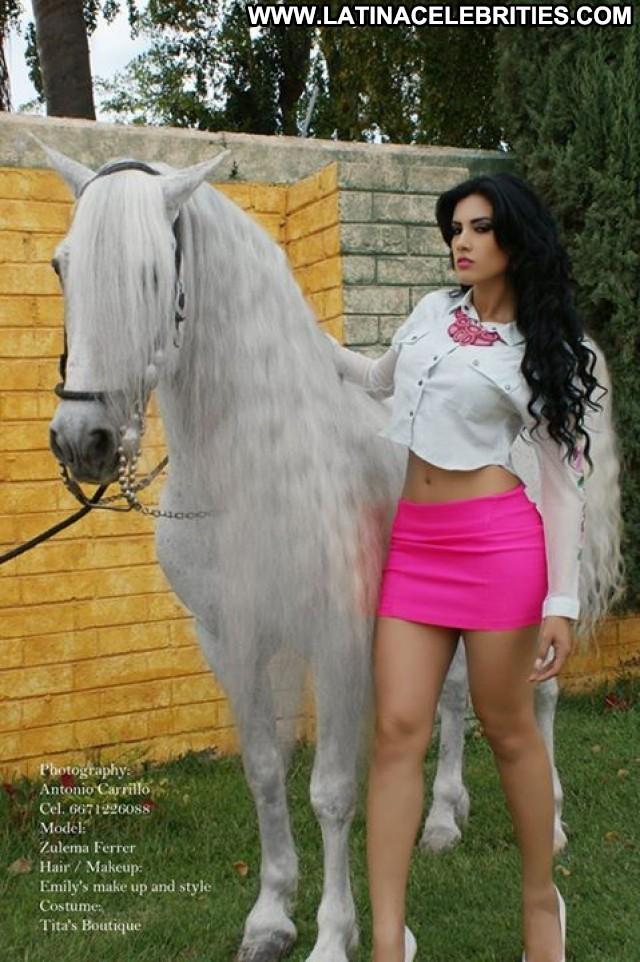 Zulema Ferrer Miscellaneous Gorgeous Sensual Brunette Latina Small