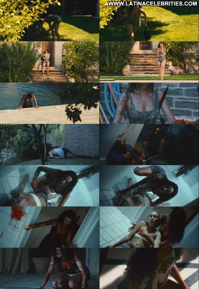Cata Munar Serie B Doll Brunette Sensual Pretty Sexy Latina Celebrity
