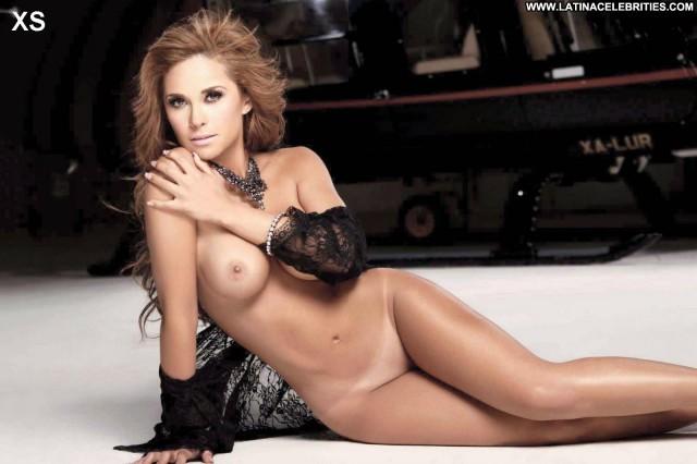 Erika Garcia Miscellaneous Brunette Celebrity Cute Latina Medium Tits