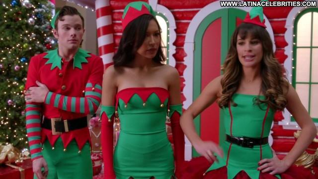 Naya Rivera Glee Sexy Celebrity Pretty Sensual Latina Cute Posing Hot