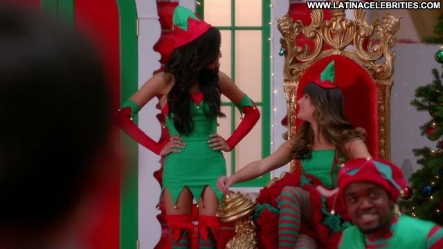 Naya Rivera Glee Pretty Posing Hot Cute Sexy Celebrity Sensual Latina