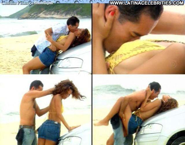 Camila Pitanga Paraiso Tropical Medium Tits Sultry Small Tits Latina