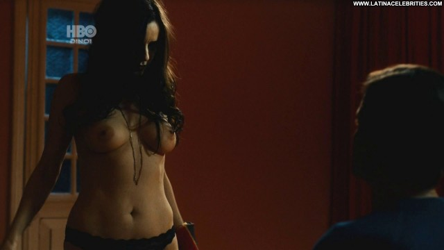Maria Lusa Mendona Magnifica Brunette Celebrity Gorgeous Medium Tits