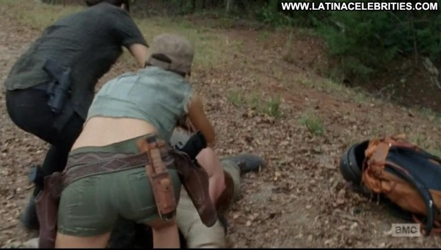 Christian Serratos The Walking Dead Small Tits Latina Doll Sultry