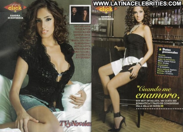 Sandra Echeverria Miscellaneous Medium Tits Singer Nice Sultry
