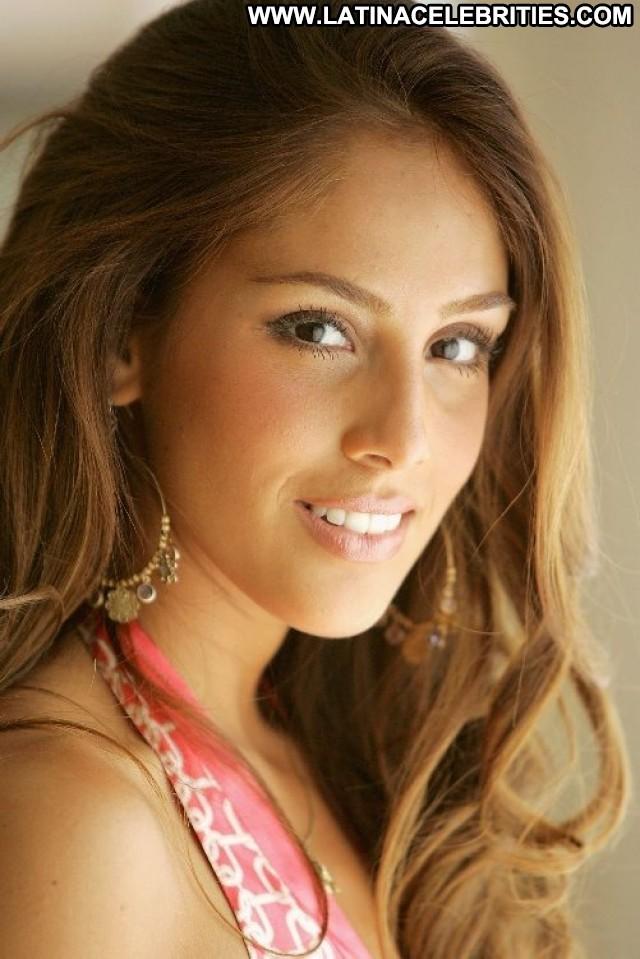 Sandra Echeverria Miscellaneous Brunette Medium Tits Singer Celebrity