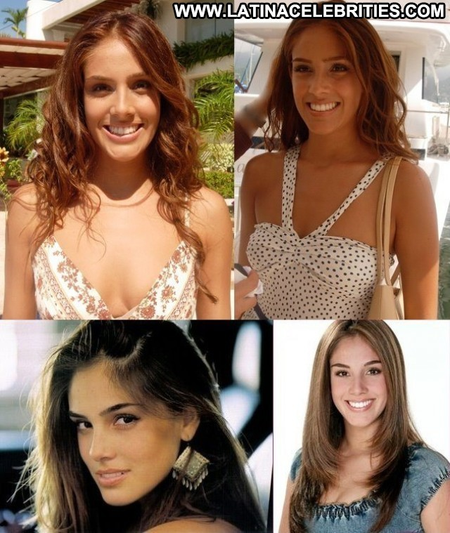 Sandra Echeverria Miscellaneous Medium Tits Latina Sultry Celebrity