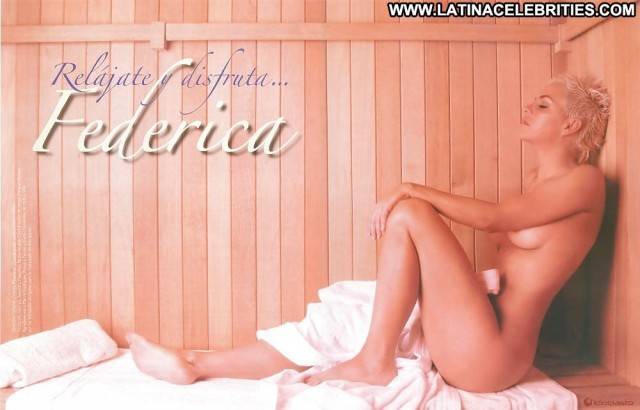 Federica Quijano Penthouse Mexico Hot Medium Tits Sultry Celebrity