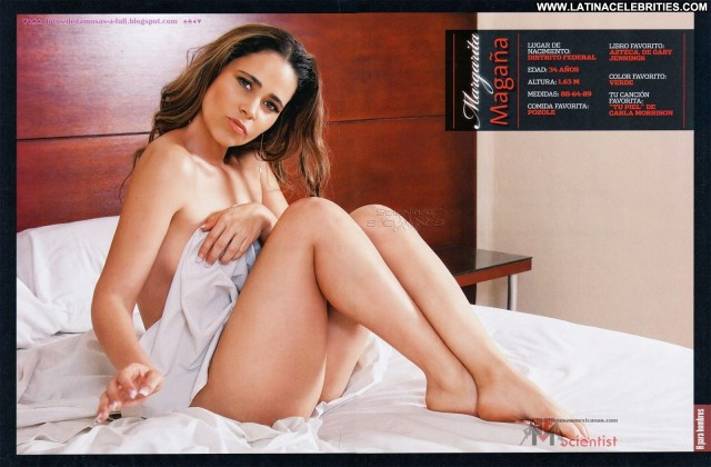 Margarita Magaa Miscellaneous Brunette Small Tits Celebrity Latina