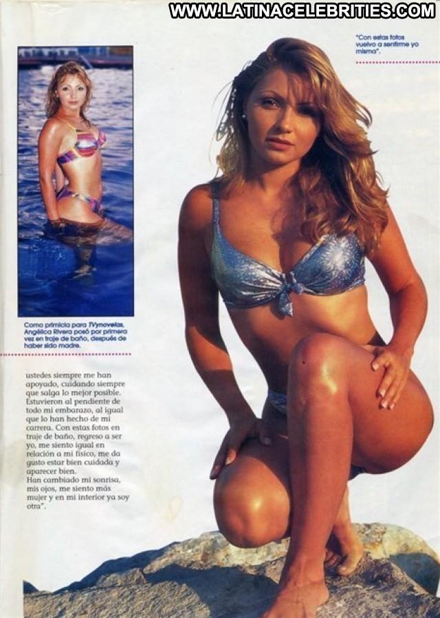 Angelica Rivera Miscellaneous Latina Celebrity Blonde Nice Sensual