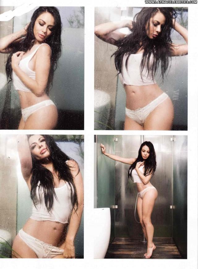 Jimena Sanchez H Para Hombres Latina Celebrity Gorgeous Medium Tits