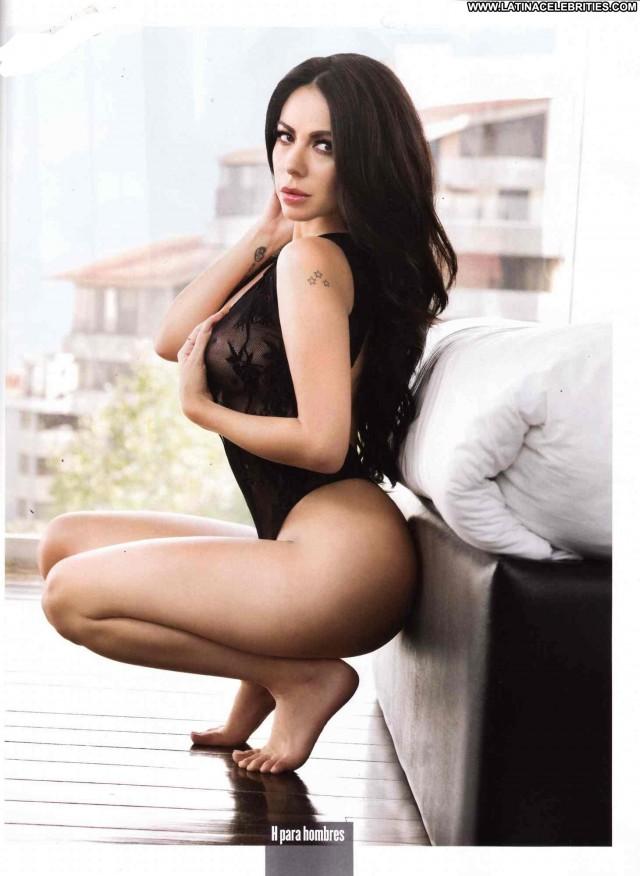Jimena Sanchez H Para Hombres Sultry Medium Tits Celebrity Brunette