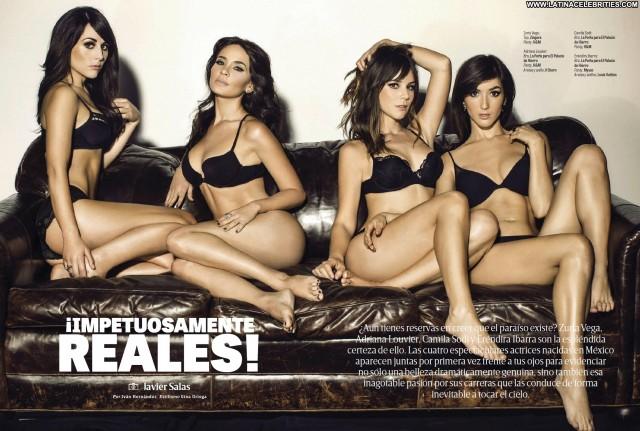 Erendira Ibarra Miscellaneous International Sensual Medium Tits