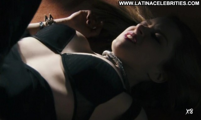 Carla Nieto Angel O Demonio Brunette Gorgeous Medium Tits Celebrity