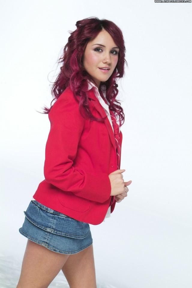 Dulce Maria Rebelde Celebrity Latina Medium Tits Cute Singer Brunette