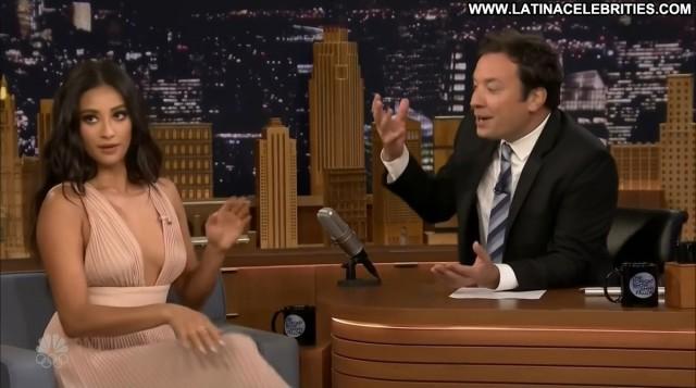 Shay Mitchell The Tonight Show Starring Jimmy Fallon Gorgeous Latina