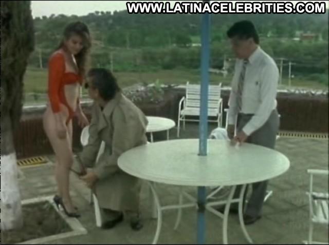 Vanessa Yudic El Detective Cazanachas Latina Brunette Small Tits Hot