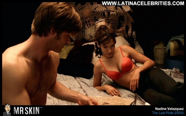 Nadine Velazquez The Last Ride Celebrity Sexy Doll Beautiful Latina