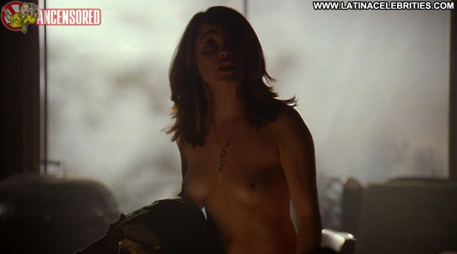 Alanna Ubach Hung Brunette Celebrity Beautiful Sexy Sensual Medium