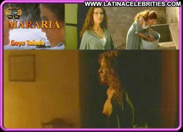 Goya Toledo Marar Cute Latina Stunning Medium Tits Brunette