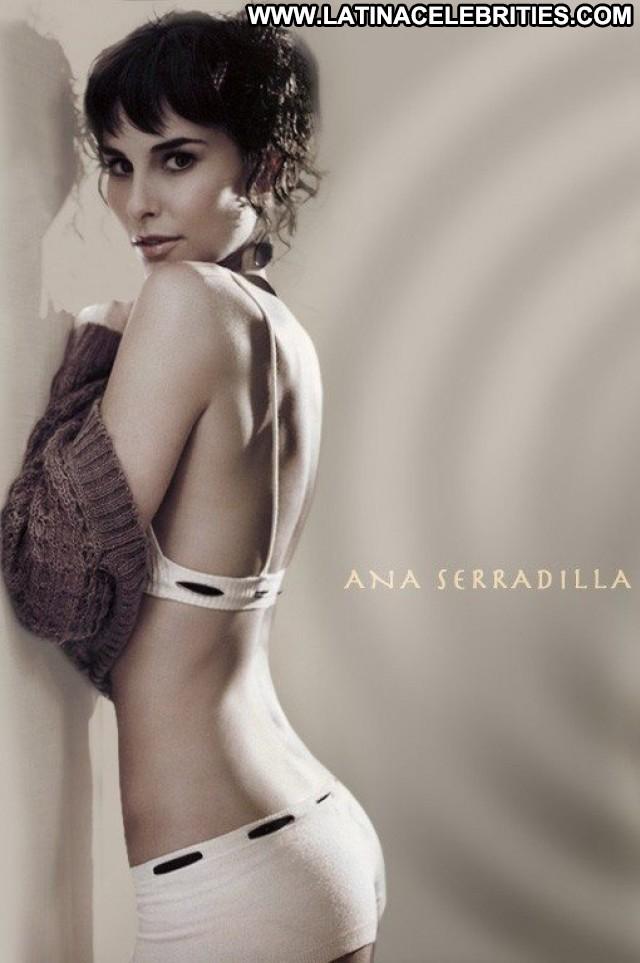 Ana Serradilla Miscellaneous Brunette Gorgeous Latina Small Tits
