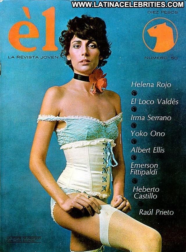 Helena Rojo Miscellaneous Small Tits Latina Celebrity Brunette