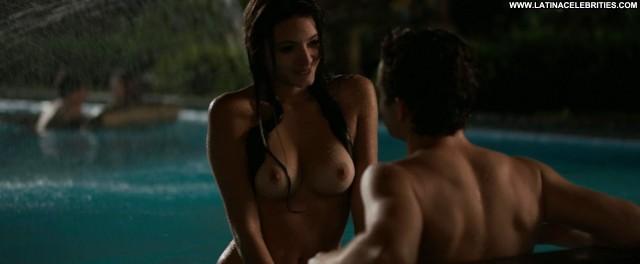 Carla Quevedo Affluenza Brunette Skinny Celebrity Medium Tits Latina